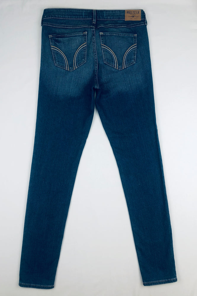 Hollister 7R Blue Faded Jeans