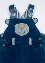Pumpkin Patch Bear Overalls