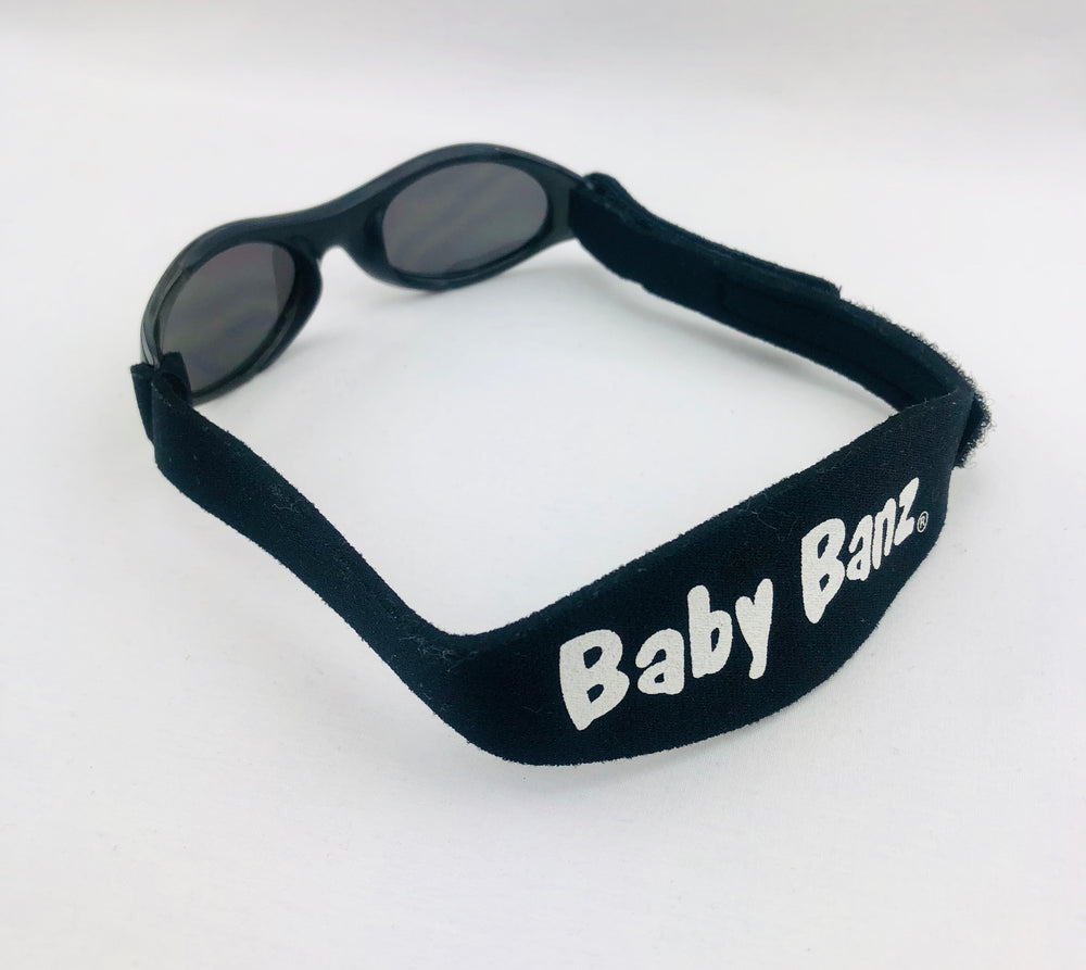 Baby Bans Black Sunnies