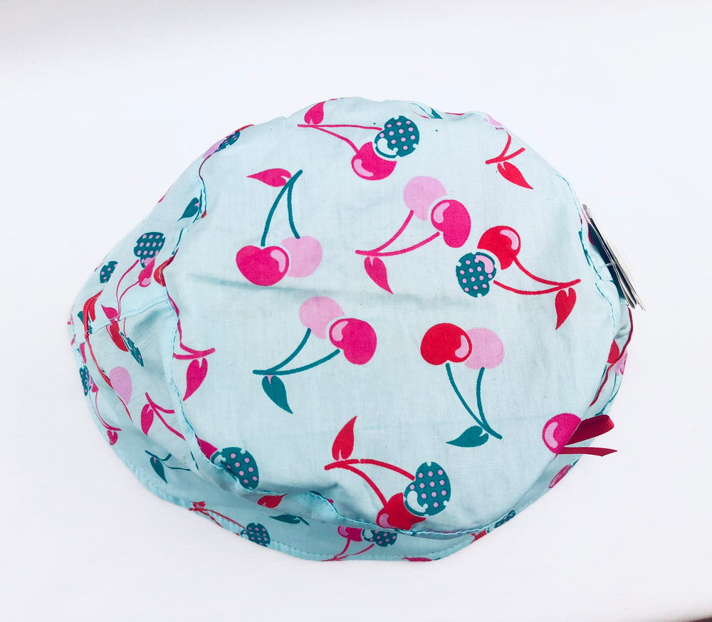 Angels Reversible Cherry Print Hat