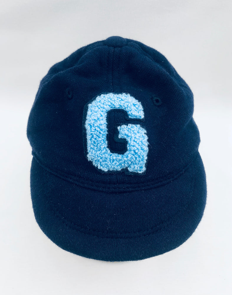 "Baby Gap ""G"" Knit Baseball Cap"