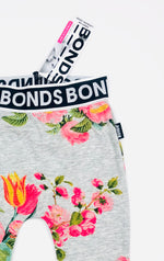 Bonds Roses Stretchies Leggings