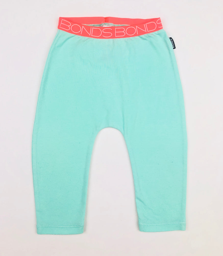 Bonds Mint Green Stretchies Leggings