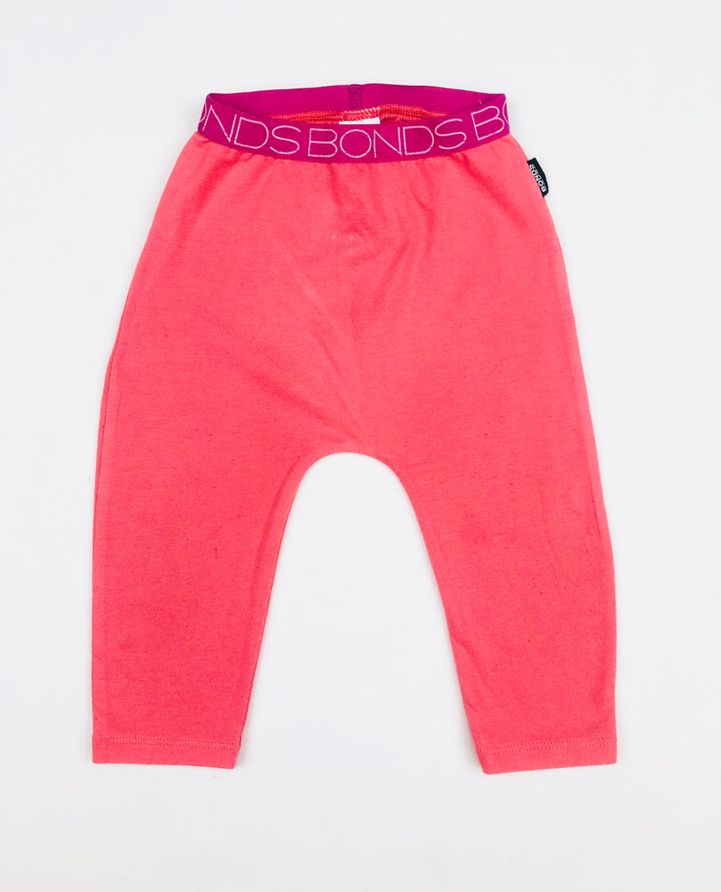 Bonds Coral Stretchies Leggings