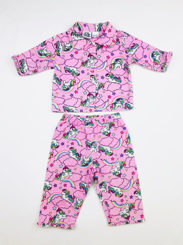 My Little Pony Flannelette Set PJ's