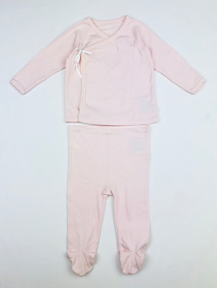Ralph Lauren Girls PJ's Set