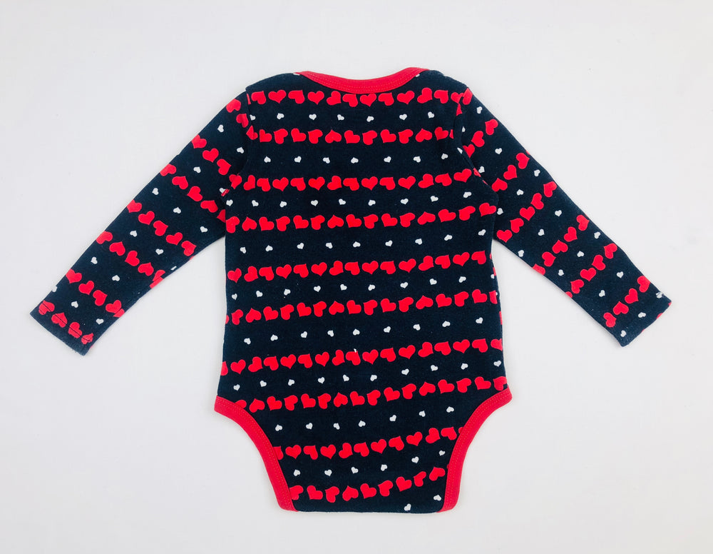 Next Baby Hearts Bodysuit