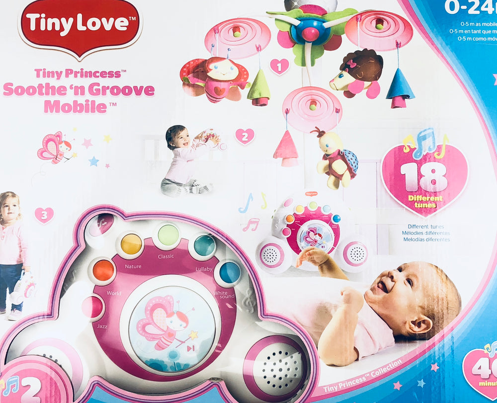 Tiny Love Soothe and Groove Princess Mobile