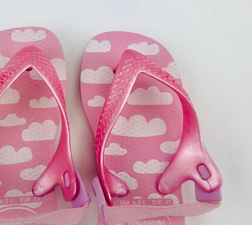 Havaianas Girls Clouds Slippers