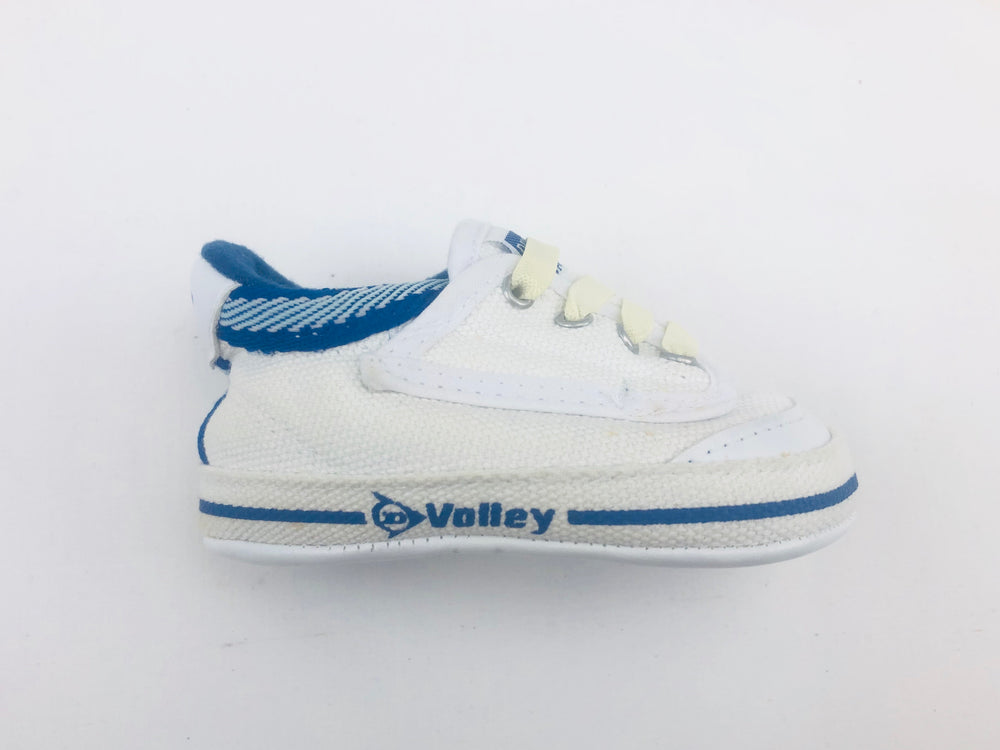 Dunlop Volley White Canvas Shoes