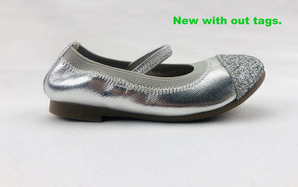 Children's Place Glittery Slip On