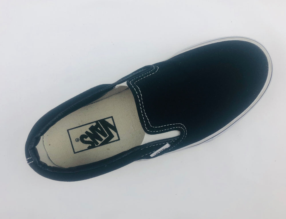 Vans Classic Slip On Black