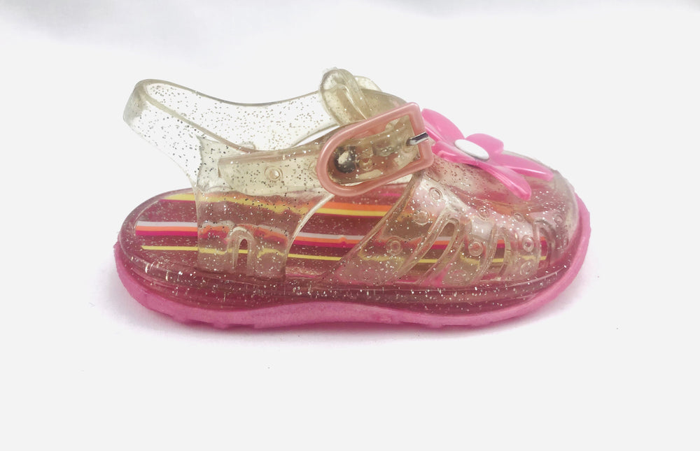 Mother Care Flower Jelly Sandals