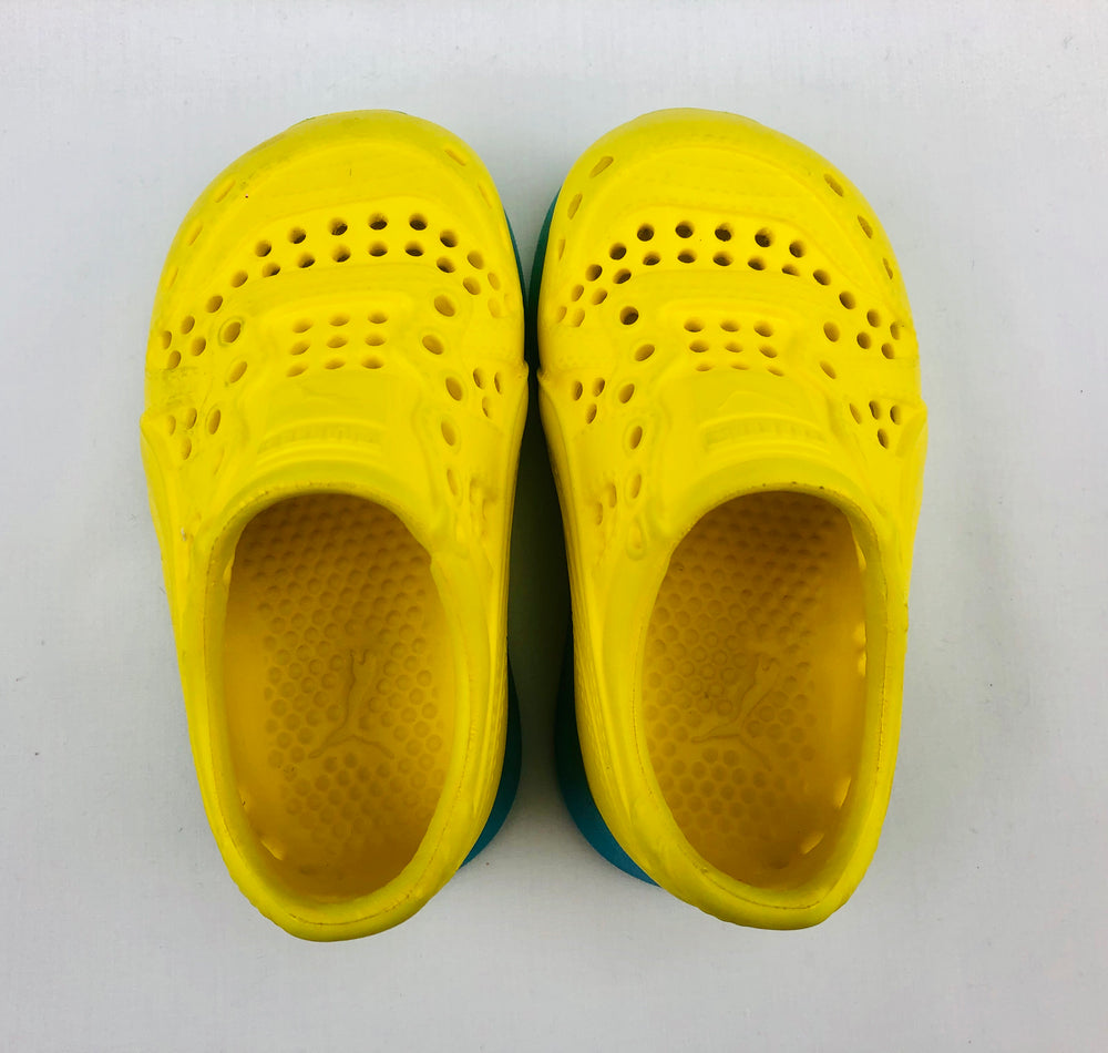 Puma Yellow Beach Shoes