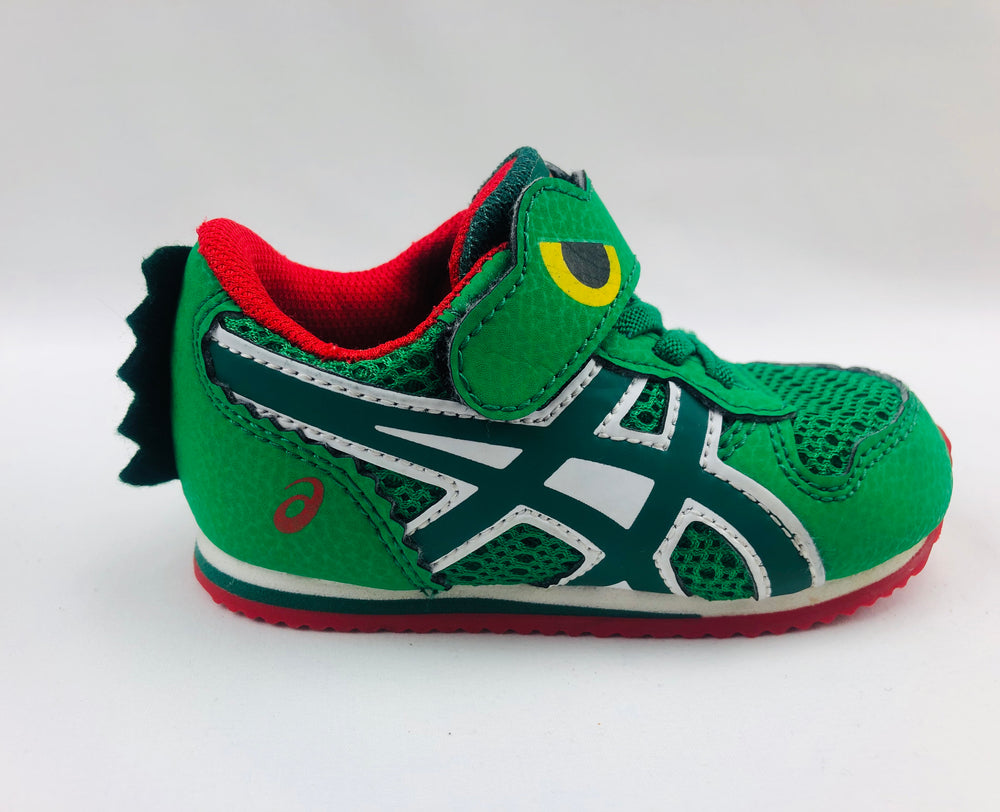 Asics School Yard Zoo Alligator Toddlers Running Shoes