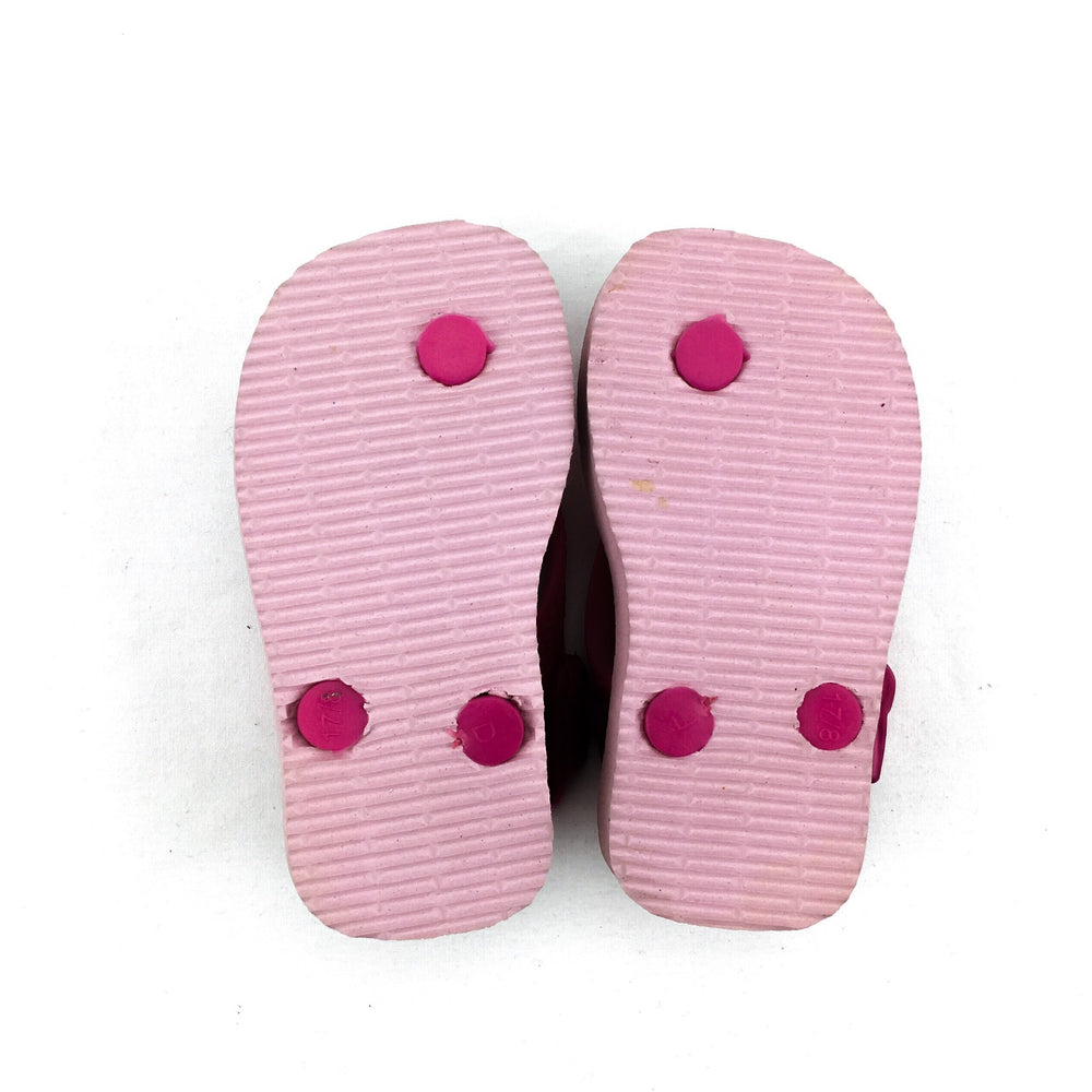 Baby Havaianas Minnie Mouse