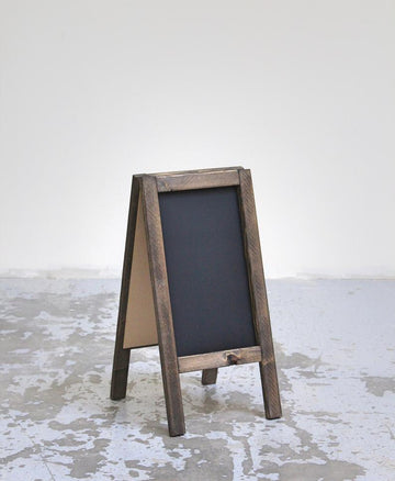 SMALL TABLETOP CHALKBOARD