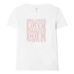 Dreamer & Doer Tee Shirt by Sold Out NY
