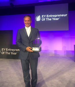 MICHAEL LANDA RECEIVES ENTREPRENEUR OF THE YEAR AWARD