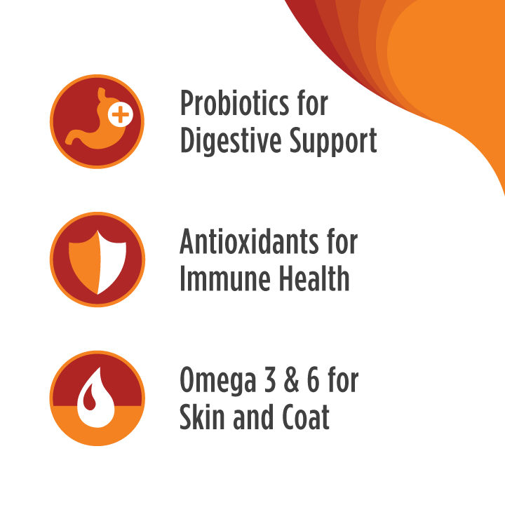 Probiotics, Antioxidants, & Omega 3&6