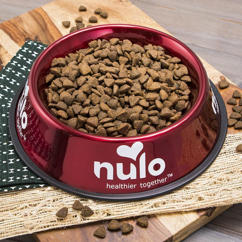 Challenger High-Meat Kibble beef, lamb & pork recipe