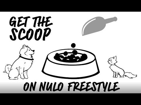 FreeStyle High-Meat Kibble salmon & peas recipe
