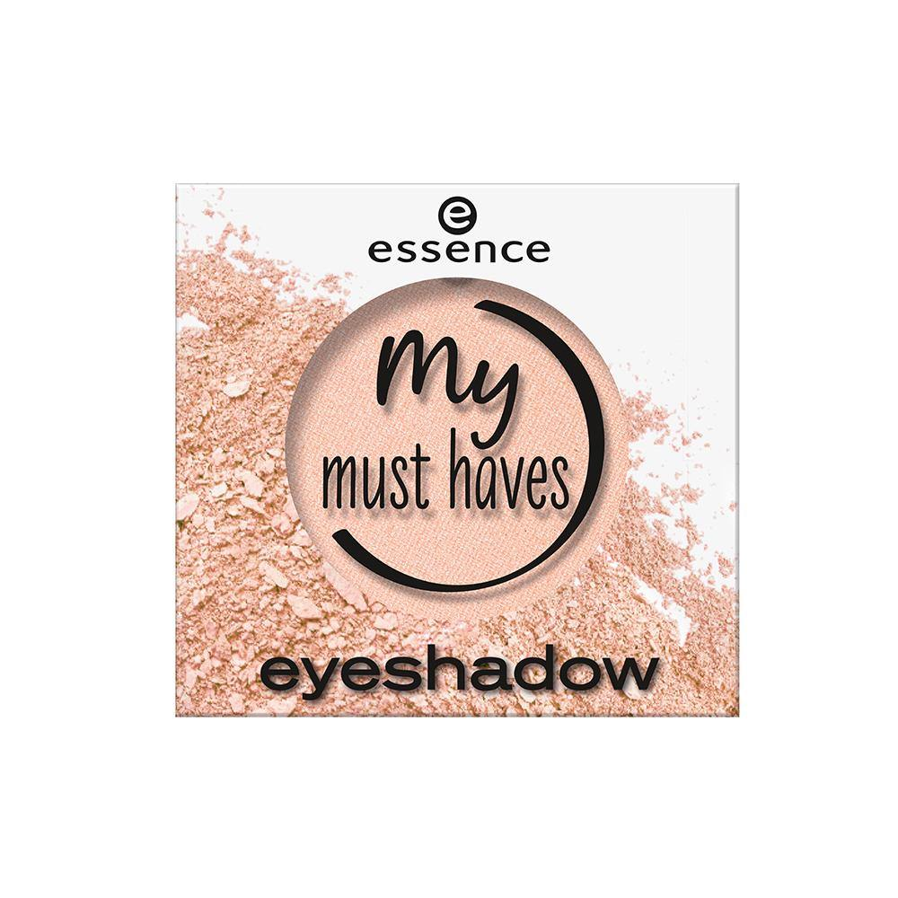 Essence Cosmetics My Must Have Eye Shadow 10 Apricotta