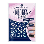 Essence Broken Holo Nail Stickers | 12 | 4059729023698