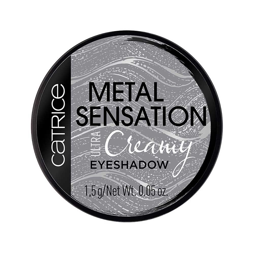 Catrice Metal Sensation Ultra Creamy Eyeshadow 010 | 3-Pack Bundle