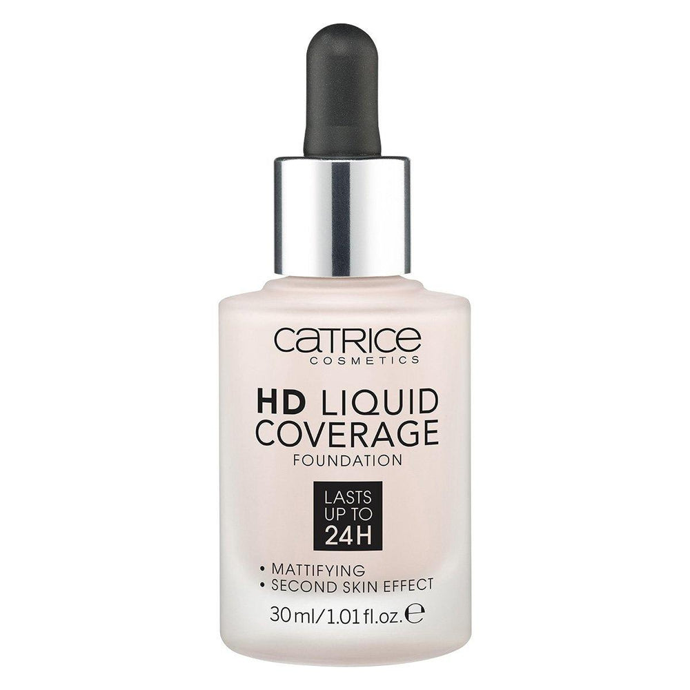 Catrice HD Liquid Coverage Foundation | 21 Shades