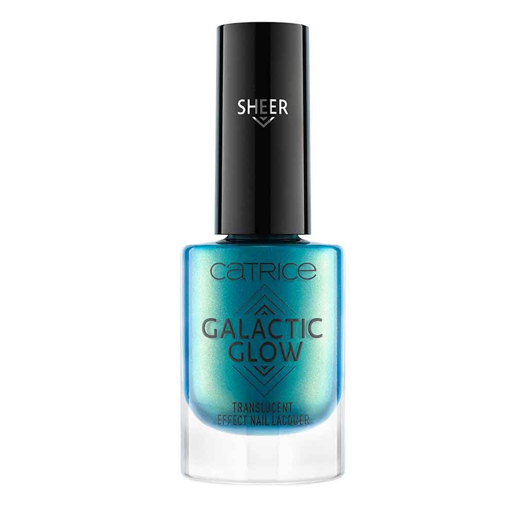 Catrice Galactic Glow Translucent Effect Nail Lacquer 08