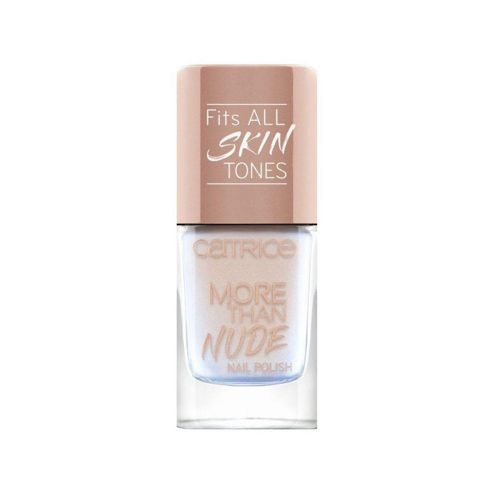 Catrice More Than Nude Nail Polish | 02 Pearly Ballerina | 4059729053107