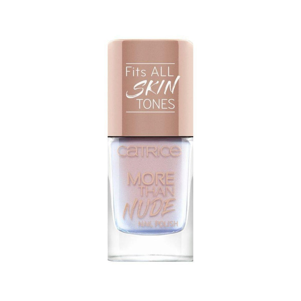 Catrice More Than Nude Nail Polish | 04 Shimmer Pinky Swear | 4059729053121