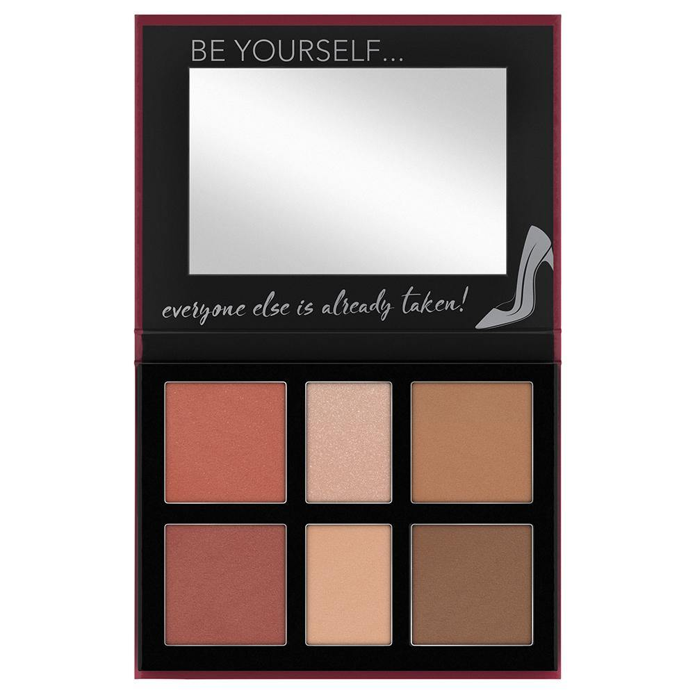 Catrice Powerful Elegance Everyday Face And Cheek Palette