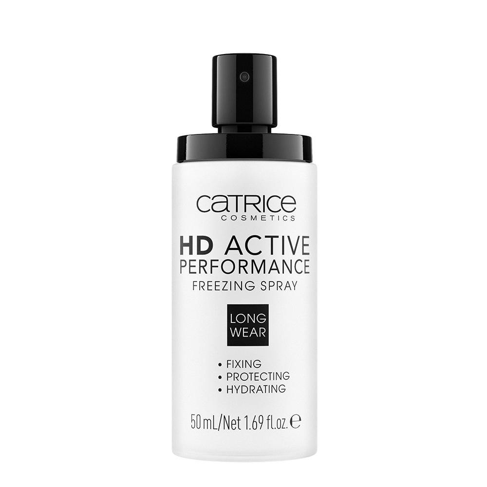 Catrice HD Active Performance Freezing Spray