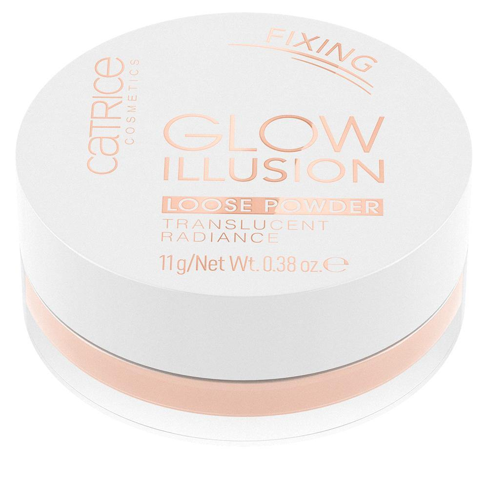 Catrice Glow Illusion Loose Powder Translucent Radiance | 4059729192189