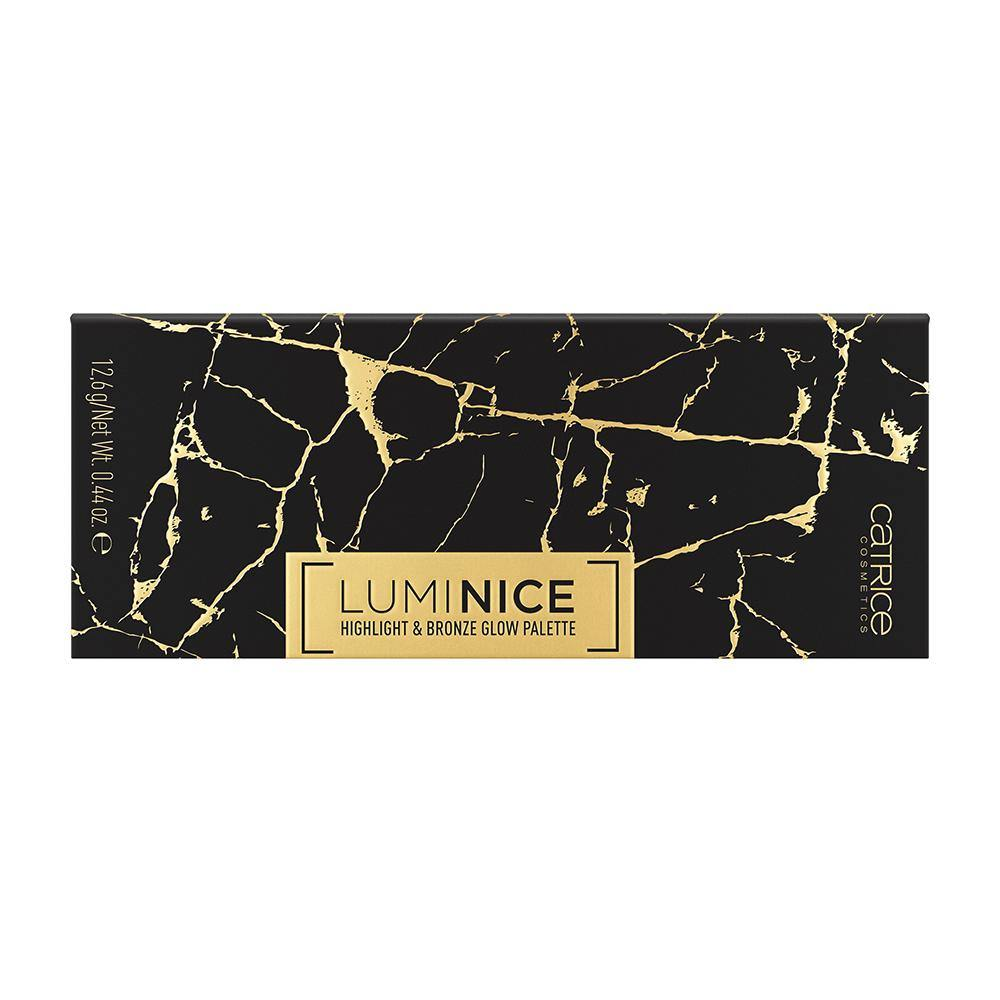 Catrice Luminice Highlighter Bronze Palette 20