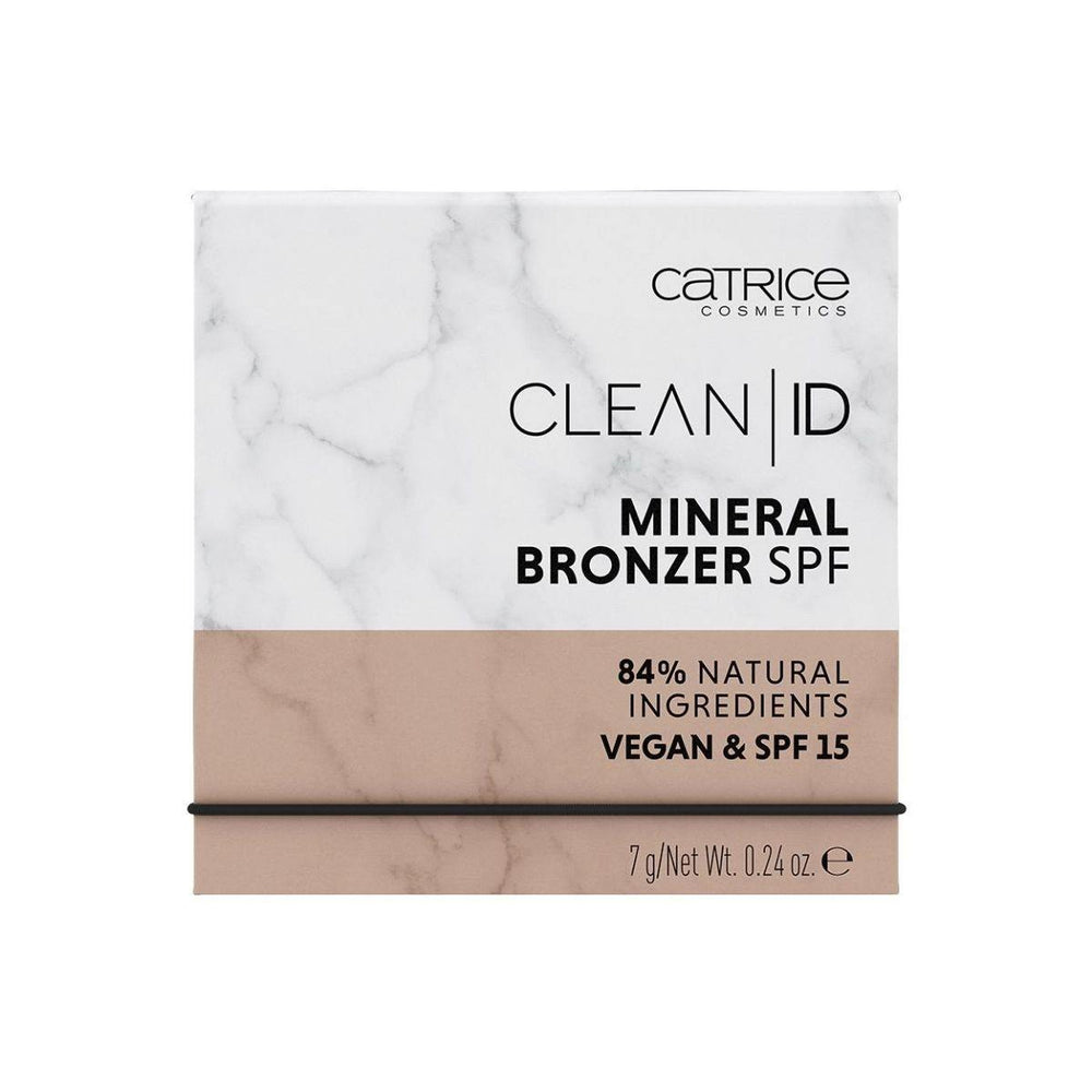 Catrice Clean ID Mineral Bronzer SPF | 2 Shades