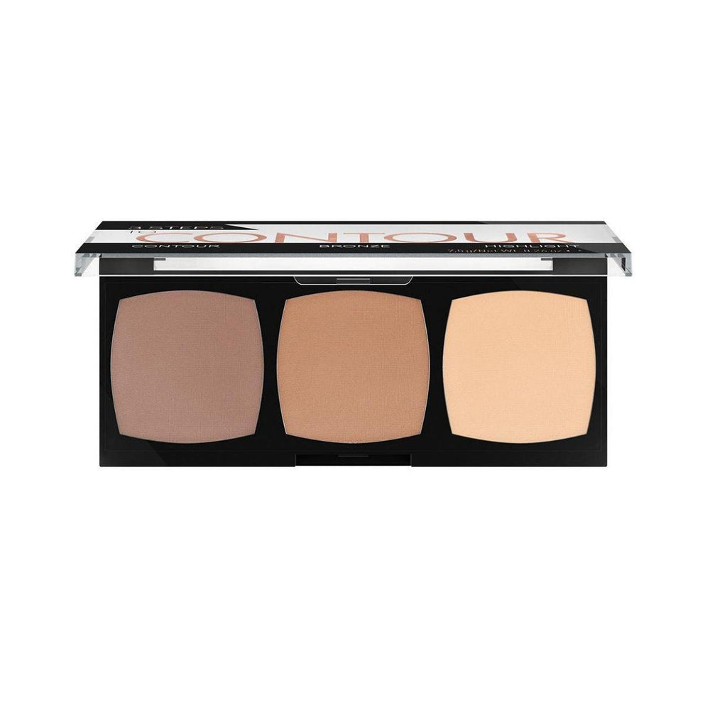 Catrice 3 Steps To Contour Palette 010