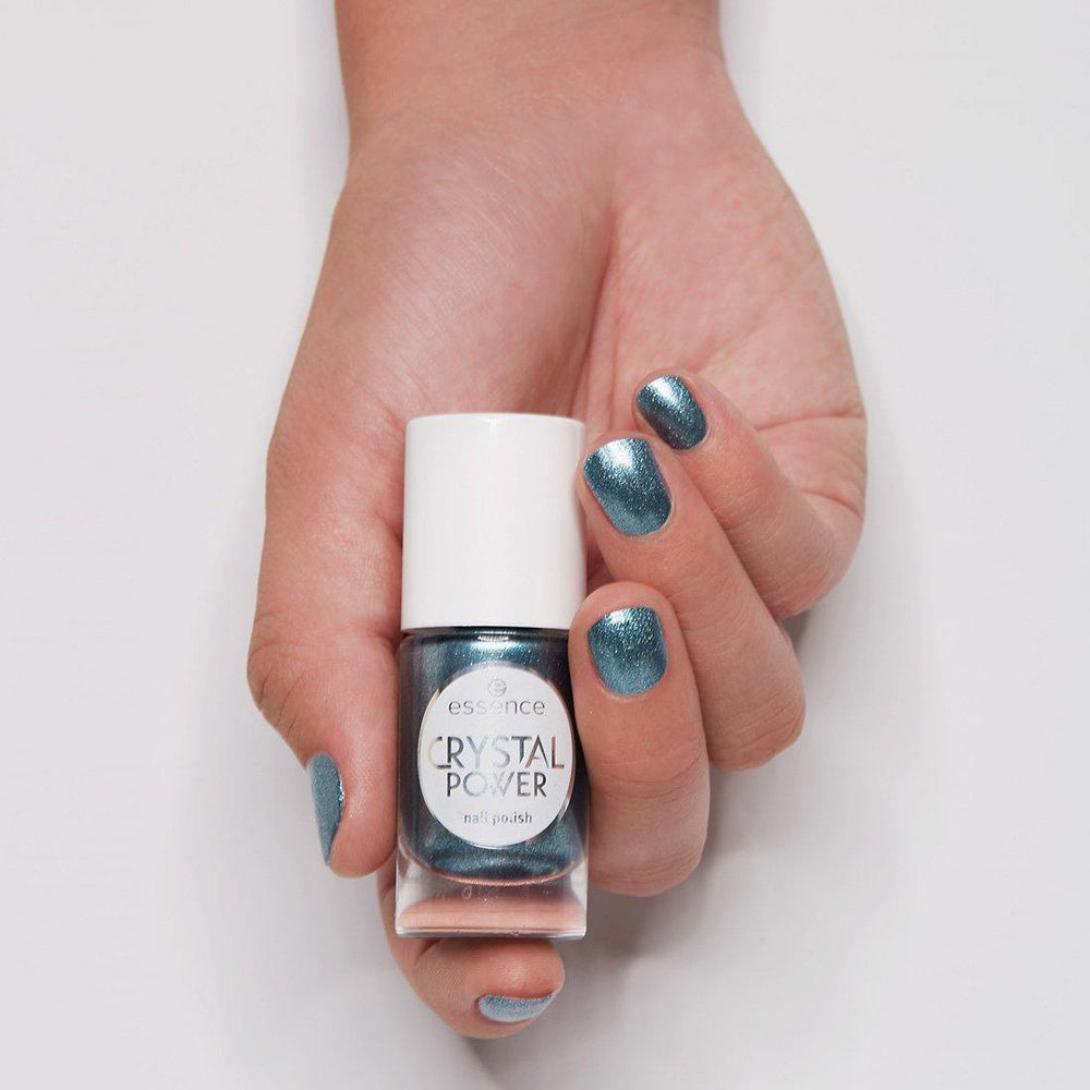 Essence Crystal Power Nail Polish 06