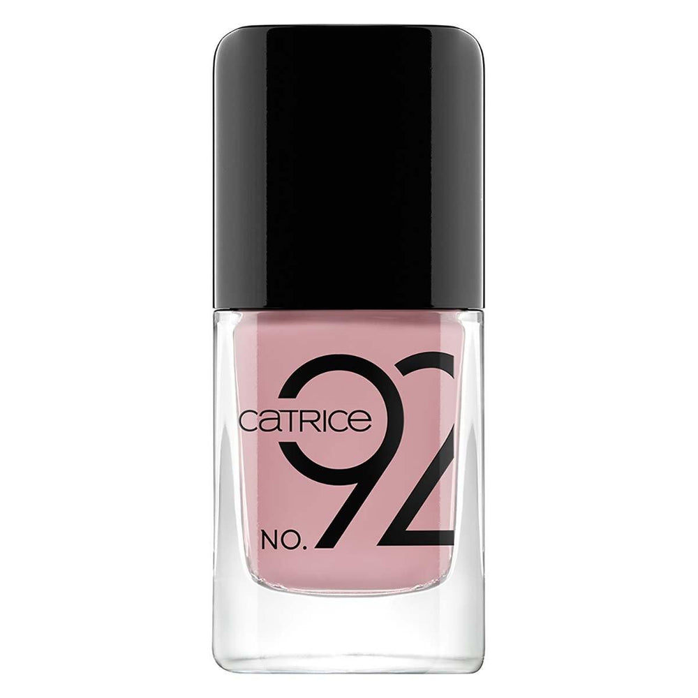 Catrice ICONAILS Gel Lacquer | 92 Nude Not Prude | 4059729237996