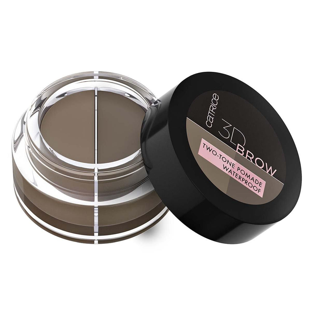 Catrice 3D Brow Two-Tone Pomade Waterproof | 2 Shades