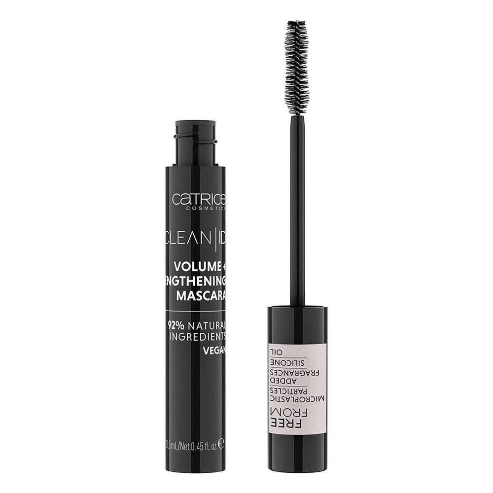 Catrice Clean ID Volume + Lengthening Mascara | 010 | 4059729246257