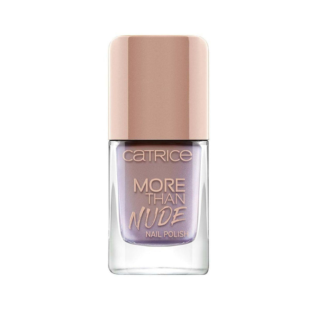 Catrice More Than Nude Nail Polish | 09 Brownie Not Blondie! | 4059729250582
