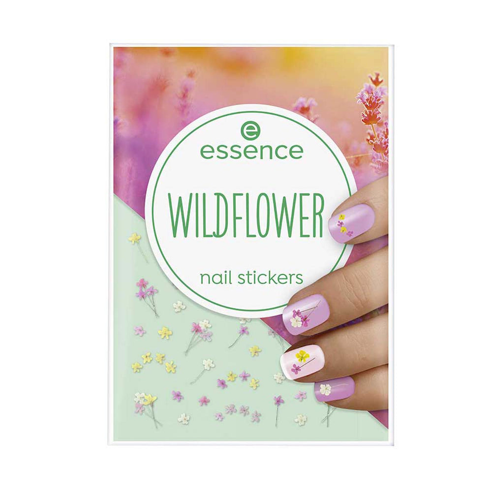 Essence Wildflower Nail Stickers