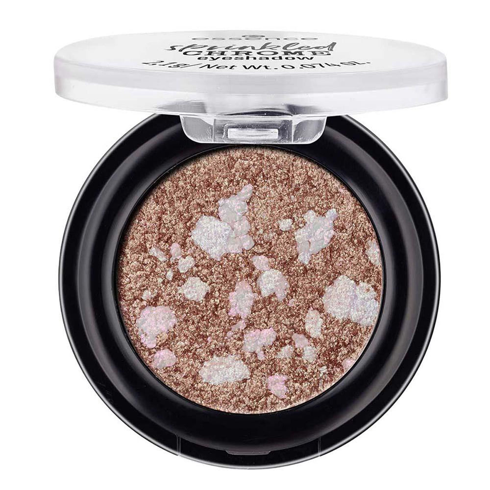 Essence Sprinkled CHROME Eyeshadow | Venus 01 | 4059729254375