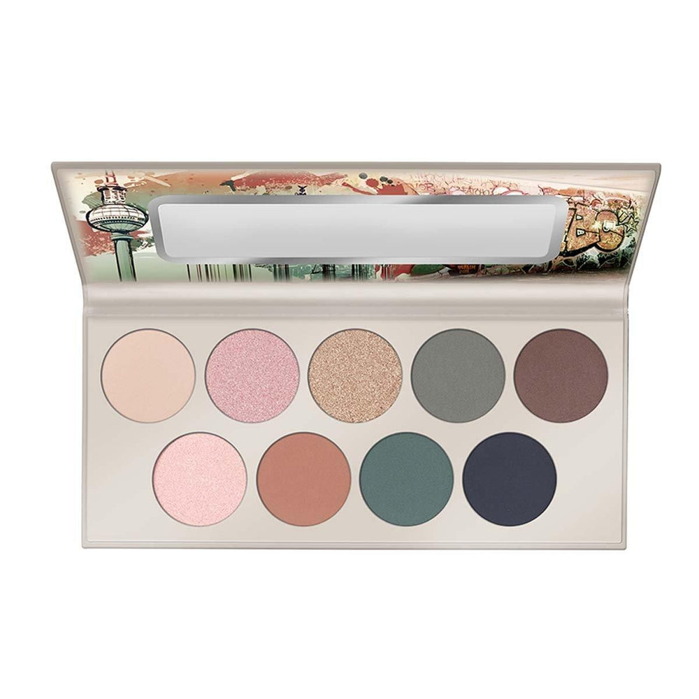 Essence Hallo Berlin Eyeshadow Palette | 10 | 4059729255426
