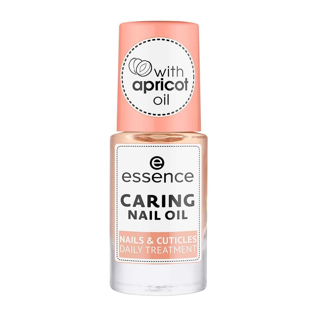 Essence Caring Nail Oil Nails & Cuticles Daily Treatment