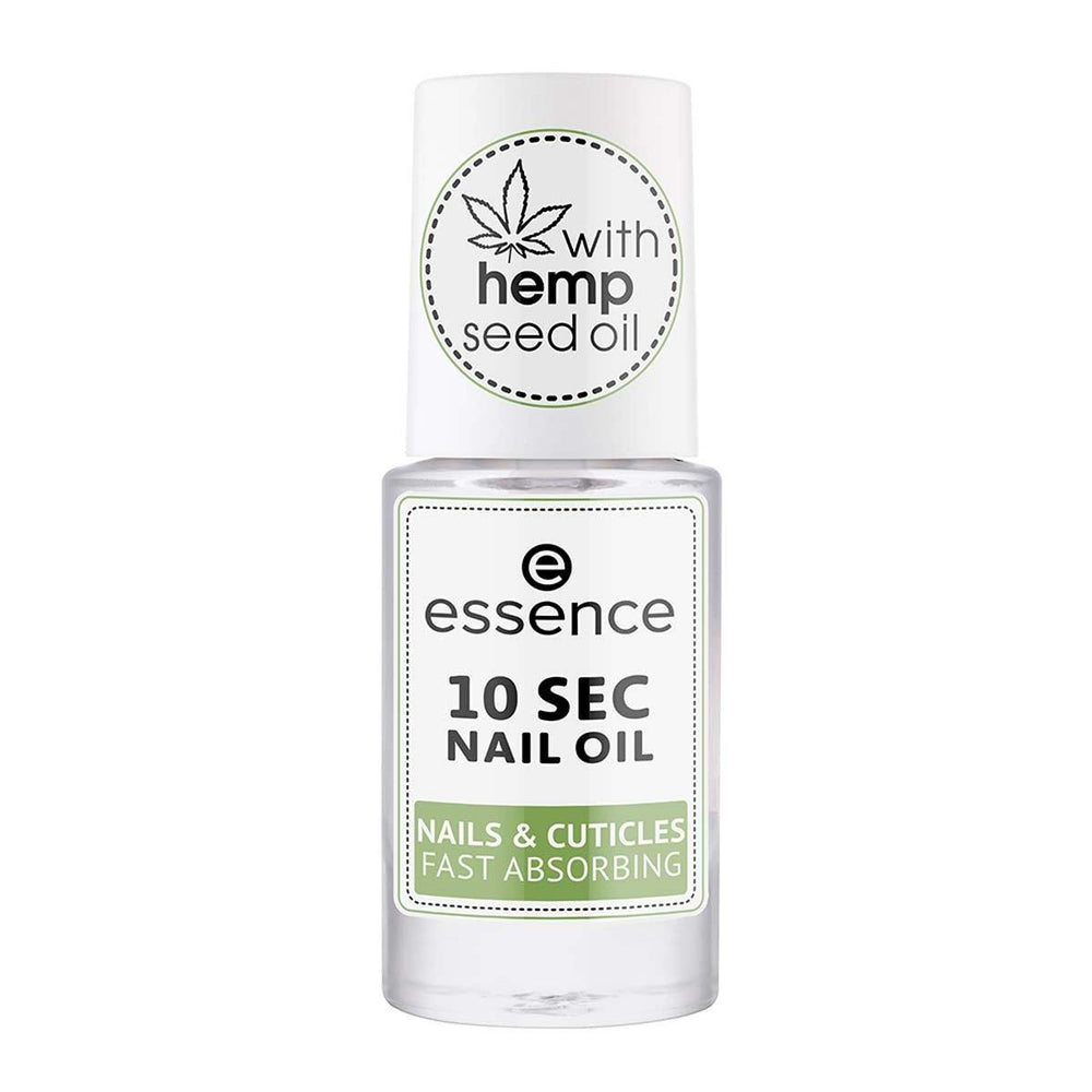 Essence 10 Sec Nail & Cuticle oil | Fast Absorbing
