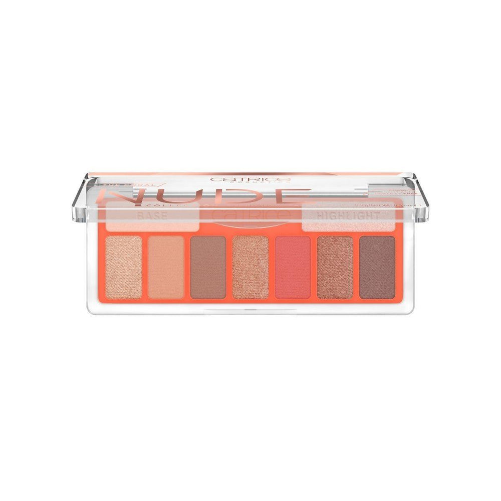 Catrice The Coral Nude Collection Eyeshadow Palette |  010 Peach Passion